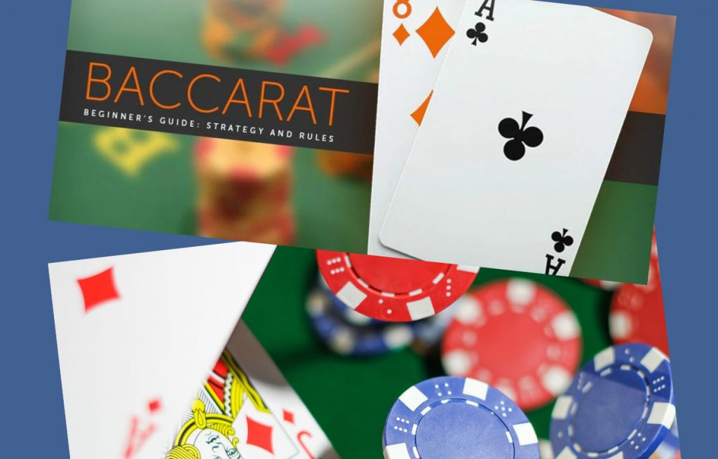 Betting types in Baccarat