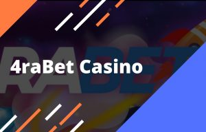 4raBet seems to be a brand-new online game and betting.