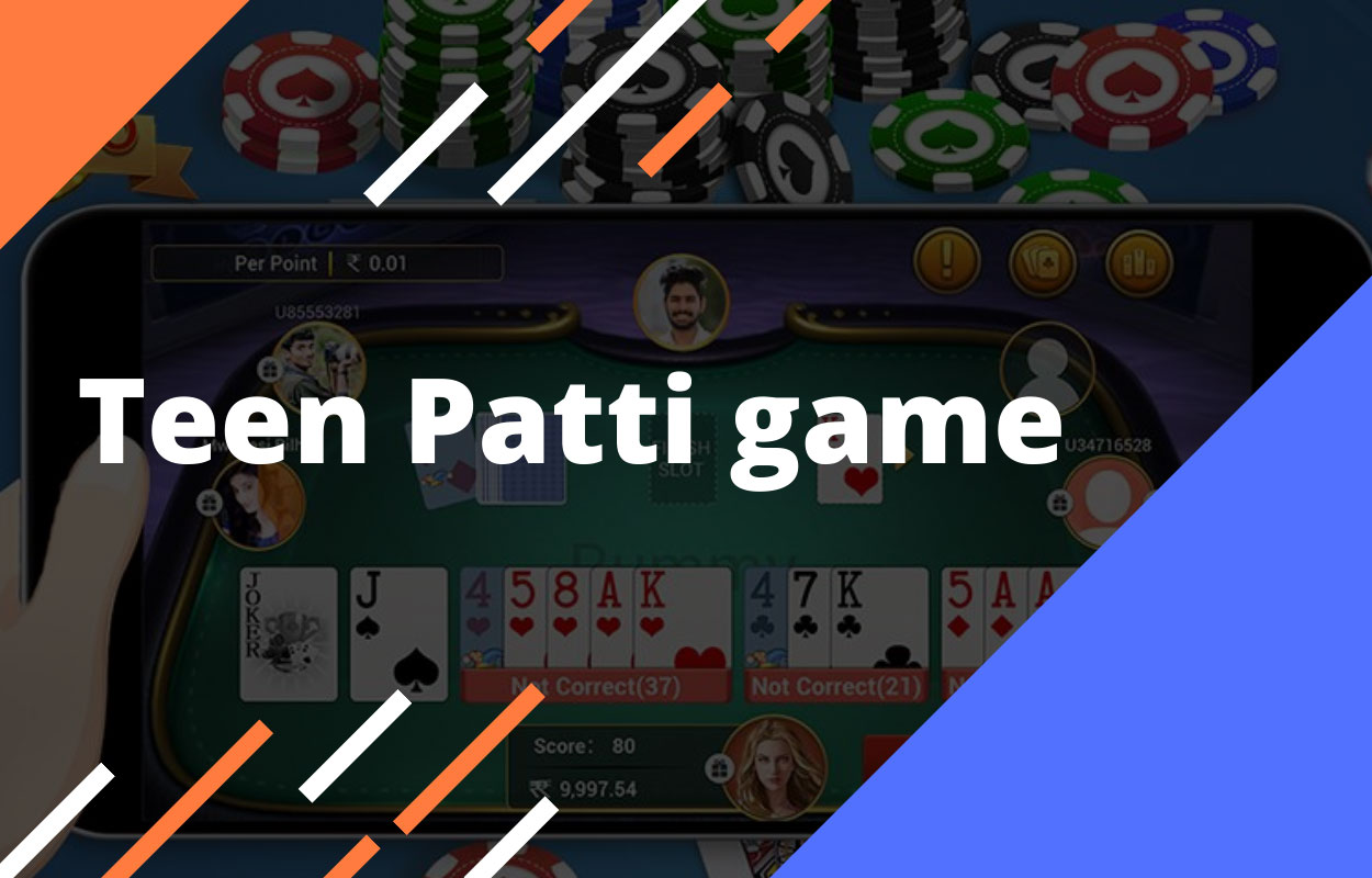 Teen Patti is also played online