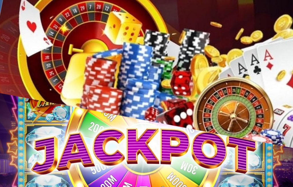 Online casinos offer a wide variety of games.