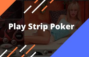 Option for playing strip poker